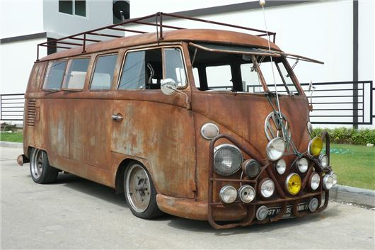 Selling your Campervan?